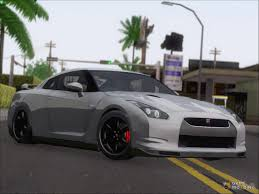 nissan gtr gta v gtr r35 for gta san andreas