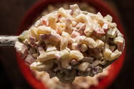 mom u0027s classic macaroni salad recipe chowhound