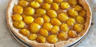 cuisiner les mirabelles tarte mirabelles sans crème aux fourneaux