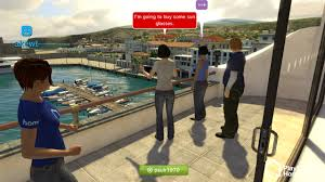 games like playstation home virtual worlds for teens