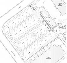parking lot plan for denver montclair international
