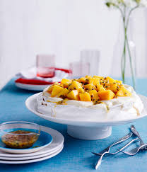 pavlova recipe gourmet traveller