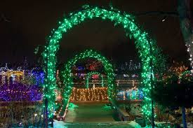 Oregon Garden Christmas Lights Best Holiday Lights Displays In The Northwest