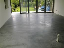 cement polished floors interior and exterior home design