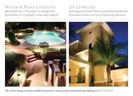 Landscape Lighting Design Guide Outdoor Lighting Design Guide