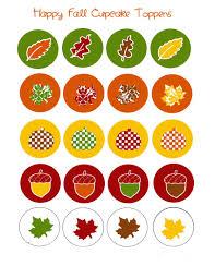food art party free thanksgiving turkey cupcake wrapper printable
