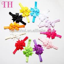 kids hair accessories 2017 new design kids hair accessories hair wraps bow