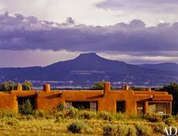 scandinavian collectors georgia o keeffe s ghost ranch home and studio in abiquiu new mexico