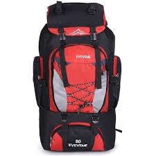 Traveling Bags images 2018 fengtu 80l outdoor large capacity mountaineering bag nylon jpg