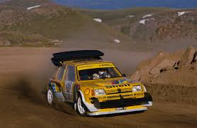 peugeot 205 rally 1987 peugeot 205 t16 pikes peak peugeot supercars net