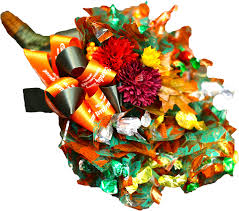 thanksgiving flowers bouquet png image