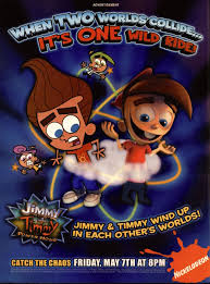 the adventures of jimmy neutro image the jimmy timmy power hour poster by dlee1293847 d7cb9bn