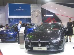 maserati vietnam vietnam international motor show 2016 officially kicks off