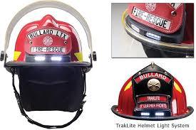 Fire Helmet Lights Bullard Ustm Traditional Fire Helmet Matte Finish