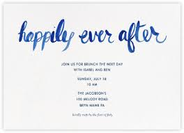 brunch invitation sle wedding brunch invitations gangcraft net