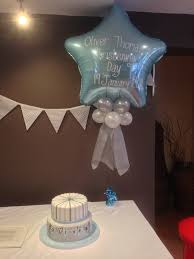 personalised birthday balloons personalised balloons at let s celebrate weddings in manchester