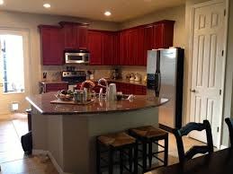 pottery barn kitchen ideas ideas about cherry wood kitchens on sink in island kitchen
