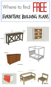 Where To Find House Plans by Pneumatic Addict Where To Find Free Furniture Building Plans