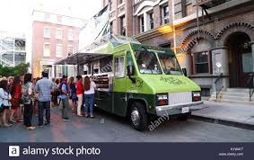 food truck design los angeles green truck on the go atmosphere and guys at billabong s 6th annual