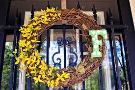 Spring Wreaths For Door by Ety