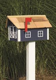 Nautical Themed Mailboxes - amish outdoor mailboxes by dutchcrafters amish furniture