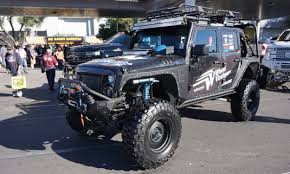 sema jeep yj sema 2016 jeep roots run deep at vegas show autonxt