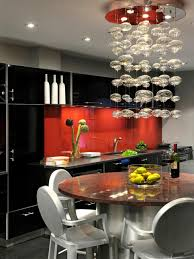 Red Lacquer Kitchen Cabinets Dreamy Kitchen Cabinets And Countertops Hgtv