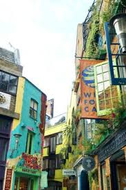 neals yard covent garden england pinterest