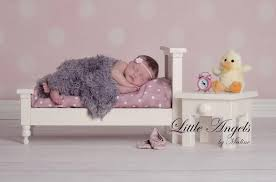 Newborn Props Sale Bed And Nightstand Set Newborn Photography Prop