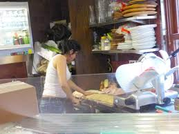 Sandwich maker Picture of Corner Pub Venice TripAdvisor