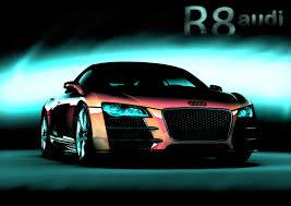 audi r8 wallpaper r8 art design front