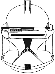 12 images of phase 1 clone trooper star wars coloring pages star