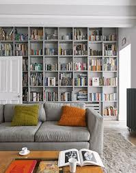 Mounted Bookshelf Wall Units Inspiring Wall To Wall Bookshelves Interesting Wall