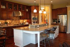 Open Kitchen Designs Open Kitchen Design With Island Model Information About Home