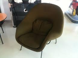 elastique elastique vintage womb chair 1 elastique