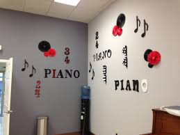 diy music decor everything purchased from hobby lobby and painted