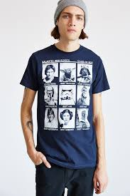 class of 77 wars shirt lyst outfitters wars class of 77 in blue for men