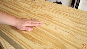 how to flatten a workbench top with hand planes jays custom