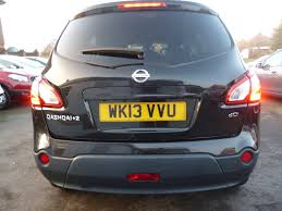 nissan qashqai trunk used 2013 nissan qashqai dci 360 plus 2 5dr for sale in canterbury