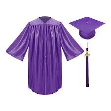 pre k cap and gown purple preschool cap gown tassel gradshop