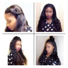 aliexpress star sew in weave tutorial