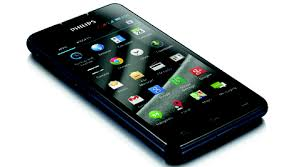 philips enters indian mobile market with four devices priced from