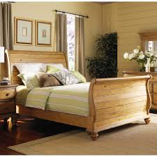 Bedroom Furniture With Storage Under Bed Amazoncom Rustic 5 Pc Pine Log Bedroom Suite Lodge Bed Cali King