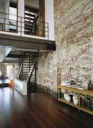 Exposed Brick Apartments 16 Best Exposed Brick Interiors Images On Pinterest Architecture