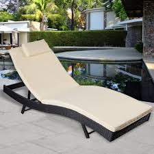 Small Chaise Simple Ikea Outdoor Small Chaise Lounge Chair Applied On The Grey