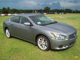 dark gray nissan 2009 precision gray metallic nissan maxima 3 5 s 13753137