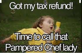 Tracy Meme - tracy taddeo independent consultant for the pered chef home