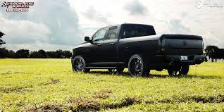 dodge ram with black rims dodge ram 1500 fuel hostage d531 wheels matte black