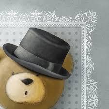 cadre ourson chambre bébé tableau ourson pour la chambre de bébé