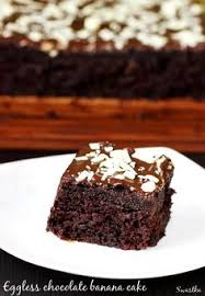 eggless chocolate cake recipe eggless cake recipe cakes